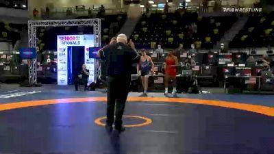 86 kg Prelims - Antonio Andrade, Unattached vs Taylor Venz, Nebraska Wrestling Training Center