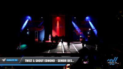 Twist & Shout Edmond - Senior Desire [2021 L4.2 Senior - Small Day 3] 2021 ASCS: Tournament of Champions & All Star Prep Nationals