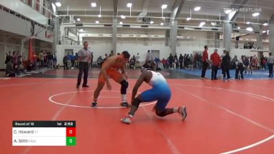 Prelims - Cody Howard, Virginia Tech vs Austin Stith, Presbyterian