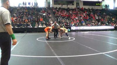 149 lbs Semifinal - Matt Kolodzik, Princeton vs Jared Prince, Navy