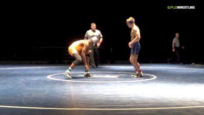 149 lbs Final - Kendon Lee, Northeast Oklahoma vs Cardeionte Wilson, Ellsworth