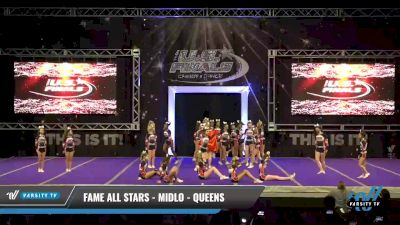 FAME All Stars - Midlo - Queens [2021 L2.2 Junior - PREP Day 1] 2021 The U.S. Finals: Ocean City