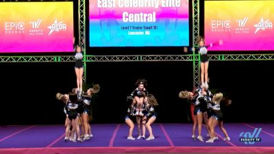 East Celebrity Elite Central [2019 Senior 2 L2 Senior - Small - B] 2019 Reach The Beach Nationals