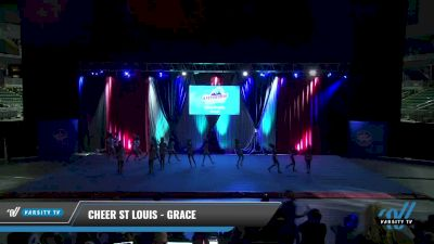 Cheer St Louis - Grace [2021 L3 Youth Day 2] 2021 The American Gateway DI & DII