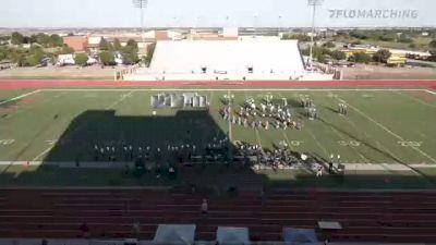 """V. R. Eaton High School """"Haslet TX"""" at 2021 USBands Saginaw Regional"""