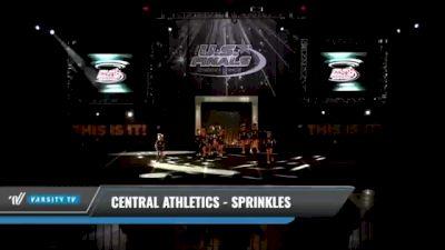 Central Athletics - Sprinkles [2021 L1 Tiny - Novice - Restrictions Day 1] 2021 The U.S. Finals: Kansas City