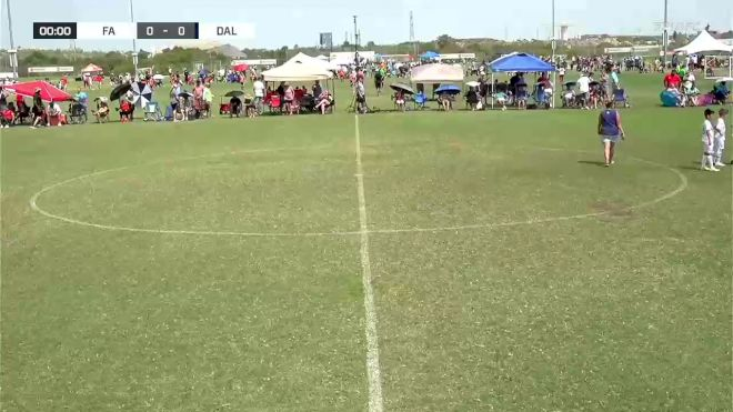Forms Academy vs. Dallas Texans - 2020 Premier Supercopa - Finals