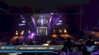 ACE Cheer Company - JAS - NightHawks [2019 Senior Coed 3 Day 2] 2019 US Finals Pensacola