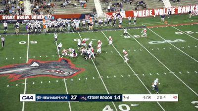 Replay: UNH vs Stony Brook | Sep 2 @ 8 PM
