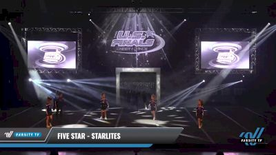 Five Star - Starlites [2021 L1 Tiny Day 1] 2021 The U.S. Finals: Sevierville