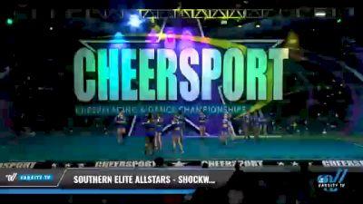 Southern Elite Allstars - Shockwave [2021 L4.2 Senior - D2 Day 2] 2021 CHEERSPORT National Cheerleading Championship