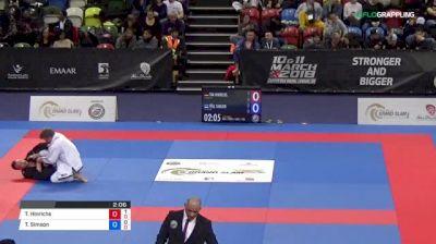 Jaime Canuto vs Bruno Borges 2018 Abu Dhabi Grand Slam London