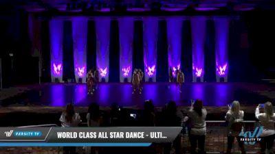 World Class All Star Dance - Ultimate Jazz [2021 Senior - Jazz Day 1] 2021 GLCC: The Showdown Grand Nationals