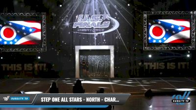 Step One All Stars - North - Charming [2021 L1 Tiny - Novice - Restrictions Day 1] 2021 The U.S. Finals: Louisville