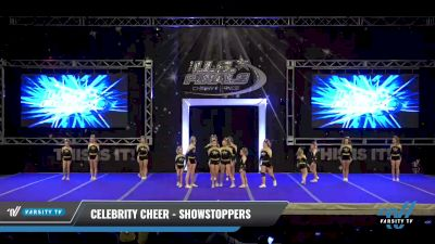 Celebrity Cheer - Showstoppers [2021 L2.2 Junior - PREP Day 1] 2021 The U.S. Finals: Ocean City