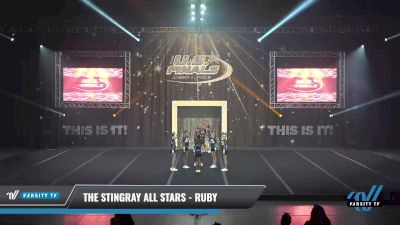 The Stingray All Stars - Ruby [2021 L1.1 Mini - PREP Day 1] 2021 The U.S. Finals: Sevierville