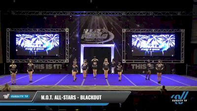 M.O.T. All-Stars - Blackout [2021 L3 Junior - D2 - A Day 2] 2021 The U.S. Finals: Ocean City