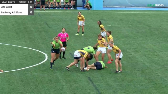 The Great And Spectacular At Women Club 7s
