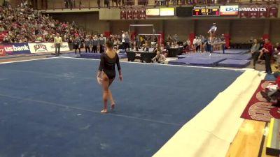 Kaitlyn Schou - Floor, DU - Denver Winterfest Classic (NCAA)