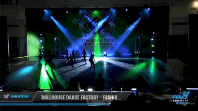 Dollhouse Dance Factory - Fashion Week [2021 Mini - Hip Hop - Small Day 3] 2021 CSG Dance Nationals