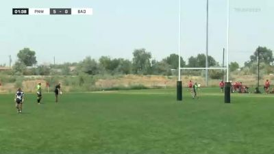 PNW vs. Badger - 2021 NAI 7s - Semifinals