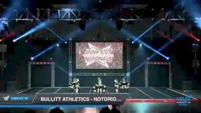 Bullitt Athletics - Notorious [2021 L6 Senior Open Day 2] 2021 JAMfest Cheer Super Nationals