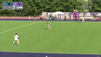 Replay: Old Dominion vs James Madison | Sep 3 @ 5 PM