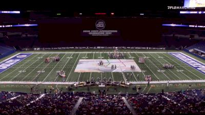 """@ the Top of the World """"Blue Stars"""" at 2021 DCI Celebration (High)"""