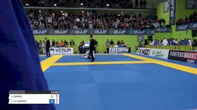 LUCAS BARBOSA vs TOMMY LANGAKER 2018 European Jiu-Jitsu IBJJF Championship
