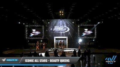 Iconic All Stars - Beauty Queens [2021 L1.1 Youth - PREP - D2 - A Day 1] 2021 The U.S. Finals: Louisville