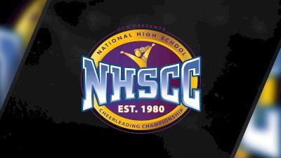 Full Replay: Arena East - UCA Nat'l HS Cheerleading Championship - Apr 25