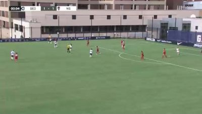 Replay: NC State vs Georgetown | Aug 19 @ 4 PM