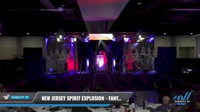 New Jersey Spirit Explosion - Fantastic 4 [2021 L4 Junior - Small Day 2] 2021 Queen of the Nile: Richmond