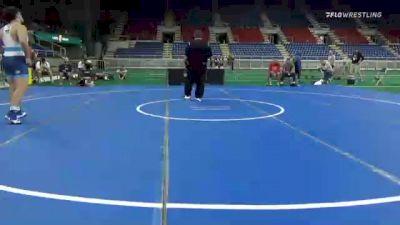 220 lbs Consi Of 4 - Ghee Rachal, Illinois vs Ashton Davis, Tennessee