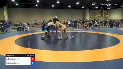 79 kg Prelims - Jesse DeJames, Lion Wrestling Club vs Patrick Kennedy, Hawkeye Wrestling Club