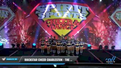 Rockstar Cheer Charleston - The Cheetah Girls [2021 L4 Senior Day 2] 2021 Spirit Sports: Battle at the Beach