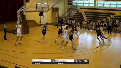 REPLAY: NBA Academy vs. Int. Academy