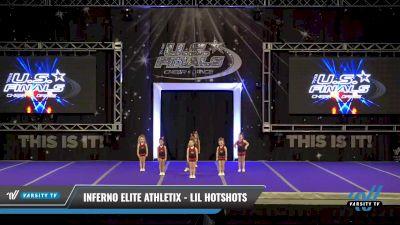 Inferno Elite Athletix - Lil Hotshots [2021 L1.1 Tiny - PREP Day 1] 2021 The U.S. Finals: Ocean City