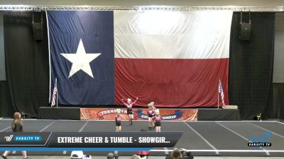 Extreme Cheer & Tumble - SHOWGIRLS [2021 Exhibition (Cheer) Day 1] 2021 ACP Power Dance Nationals & TX State Championship