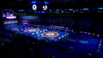 Replay: Mat B - 2021 Junior World Championships | Aug 22 @ 6 PM