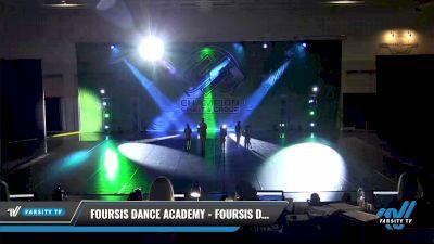 Foursis Dance Academy - Foursis Dazzler Dynamini Dance Team [2021 Mini - Prep - Pom Day 3] 2021 CSG Dance Nationals