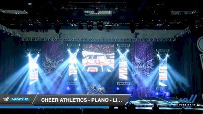 Cheer Athletics - Plano - Lions [2020 L3 Youth - Medium Day 2] 2020 JAMfest Cheer Super Nationals