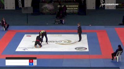 GABRIEL OLIVEIRA vs LEONARDO ANDRADE 2018 Abu Dhabi Grand Slam Rio De Janeiro