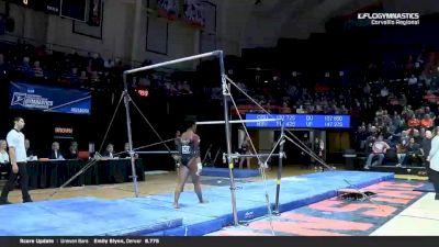 Lynnzee Brown - Bars, Denver - 2019 NCAA Gymnastics Regional Championships - Oregon State