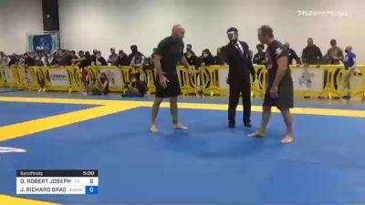 DONALD ROBERT JOSEPH WESTMAN vs JAMES RICHARD BRASCO 2020 IBJJF Pan No-Gi Championship