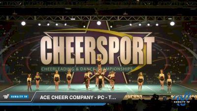 ACE Cheer Company - PC - Thundercats [2020 International Junior 3 Division B Day 1] 2020 CHEERSPORT National Cheerleading Championship
