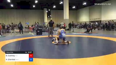 57 kg Prelims - Blake Cushing, GI Grapplers vs Andrew Chambal, Unattached