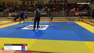 Kieran Davern vs Joonas Uusi-Autti 2019 2nd ADCC European Trials