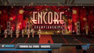 Turners All Stars - Magenta [2021 L1 Mini - D2 Day 2] 2021 Encore Championships: Pittsburgh Area DI & DII