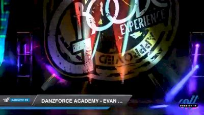 DanzForce Academy - Evan Flores and Destiny Navarro [2020 Youth - Duo/Trio - Contemporary/Lyrical Day 1] 2020 Encore Championships: Houston DI & DII